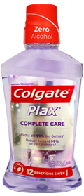 Colgate<sup>®</sup> Plax Complete Care